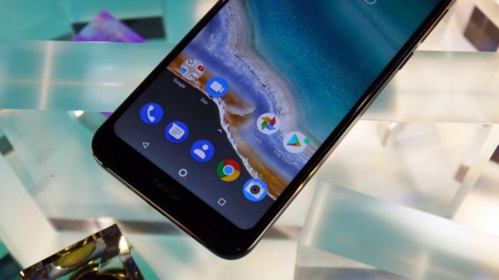 Смартфон Nokia 7.1 (2018)