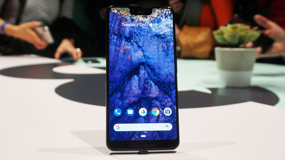 Сравнение Google Pixel 3 XL