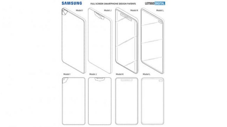 Дисплей Samsung Galaxy S10