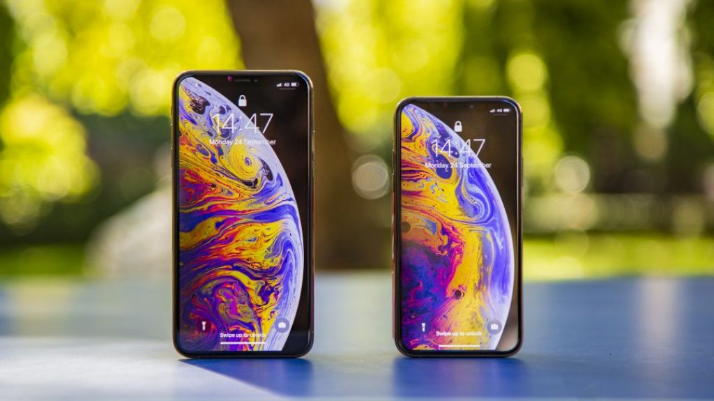 Apple iPhone XS и iPhone XS Max