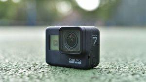 Лучшие фотоаппараты - GoPro Hero7 Black