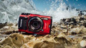 Лучшие фотоаппараты - Olympus Tough TG-5
