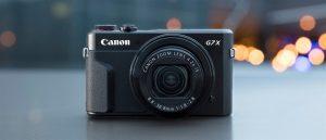 Обзор Canon PowerShot G7 X Mark II