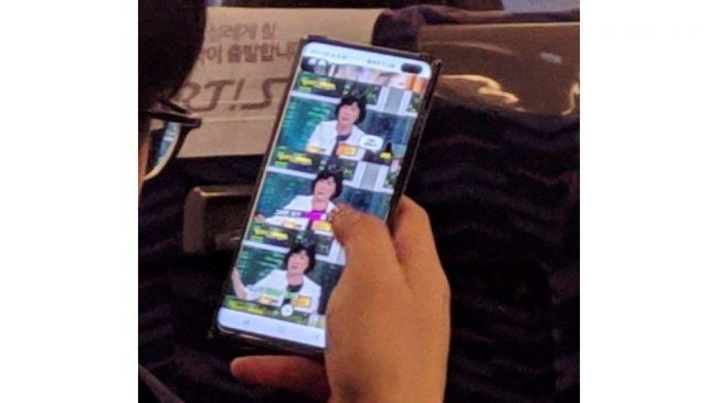 Фото Samsung Galaxy S10 Plus