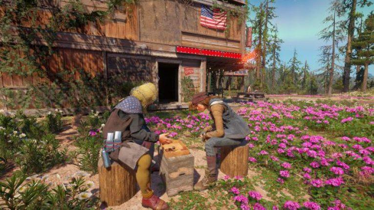 Обзор Far Cry: New Dawn