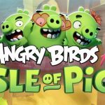Angry Birds AR - Isle of Pigs
