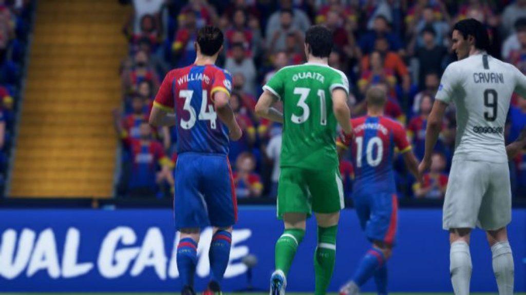 Новая часть FIFA 2019 года