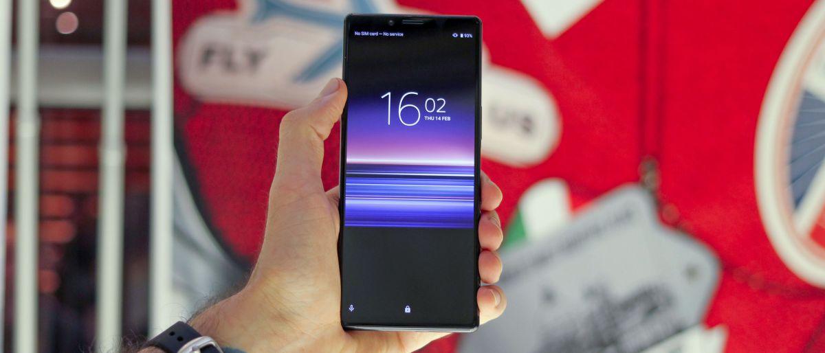 Предварительный обзор Sony Xperia 1