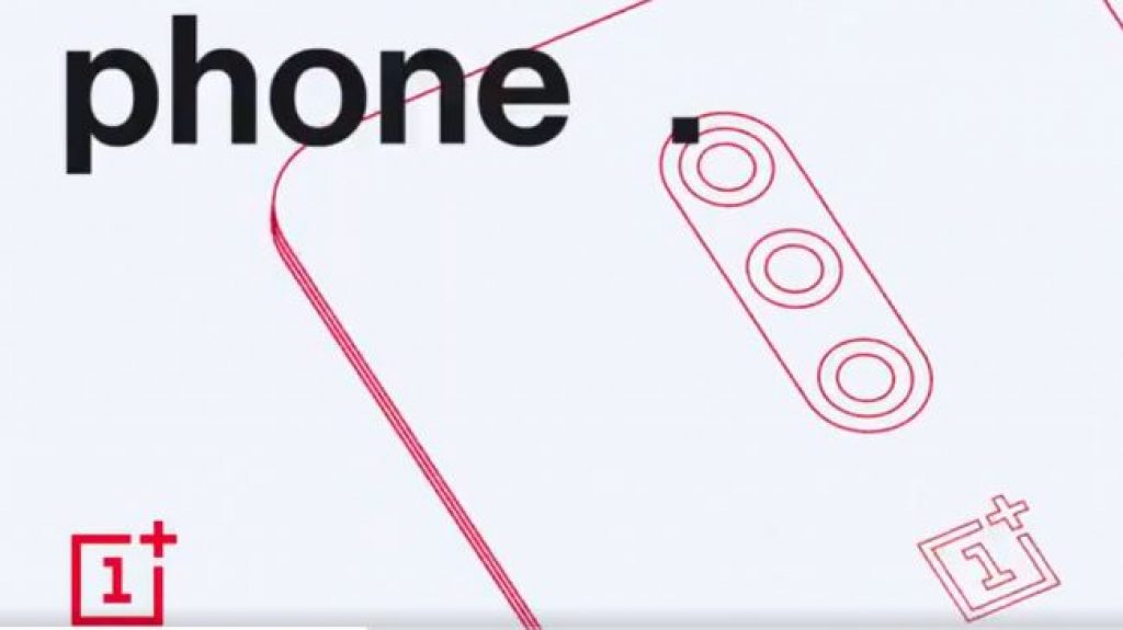 Скетч OnePlus 7 Pro