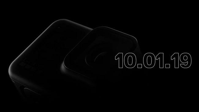 Дата выхода GoPro Hero 8 Black