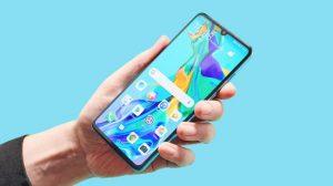 Лучший смартфон - Huawei P30