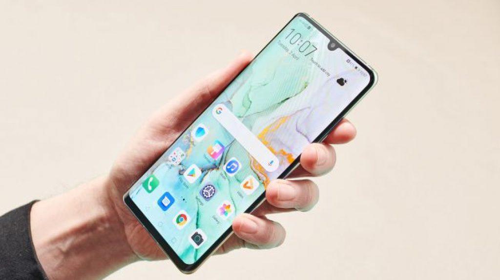 Лучший смартфон - Huawei P30 Pro