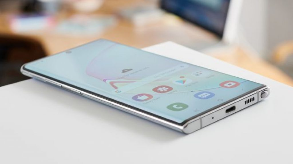 Лучший смартфон - Samsung Galaxy Note 10 Plus