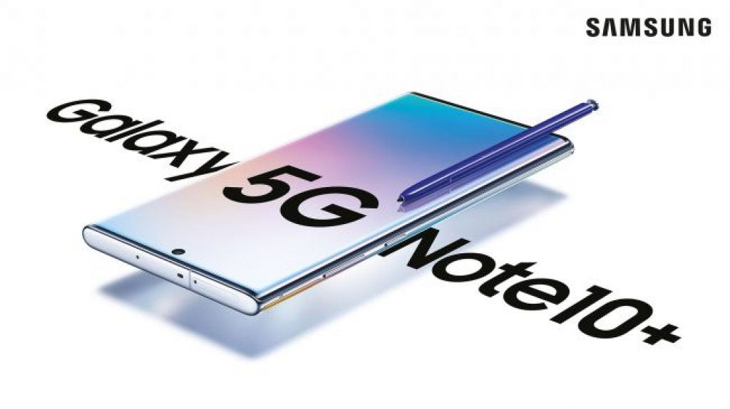 Samsung Galaxy Note 10 Plus (5G)