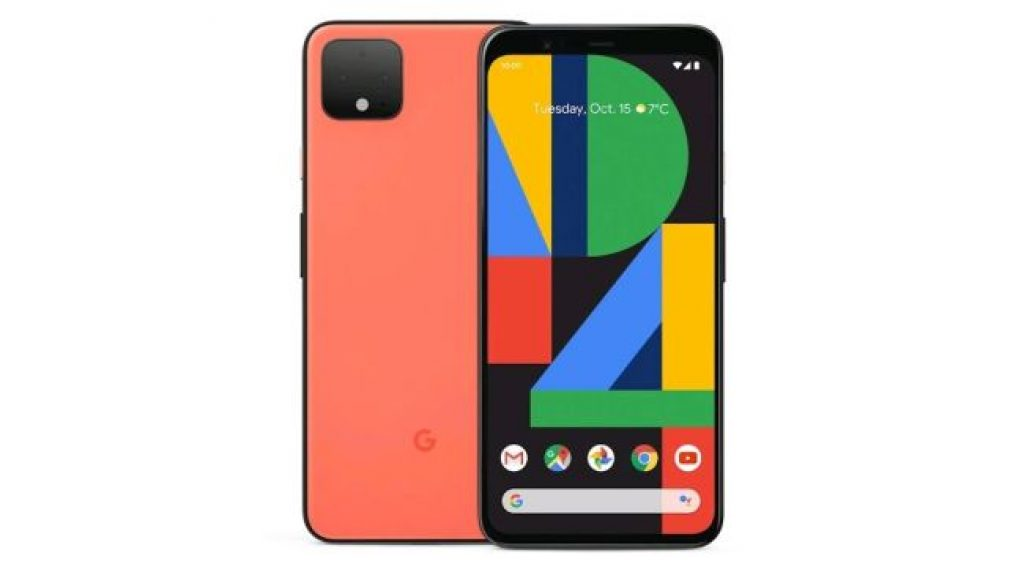 Лучший камерофон - Google Pixel 4