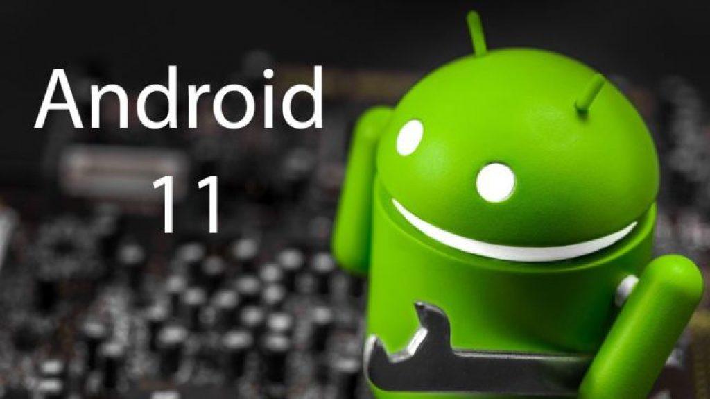 Android 11 на Google IO 2020