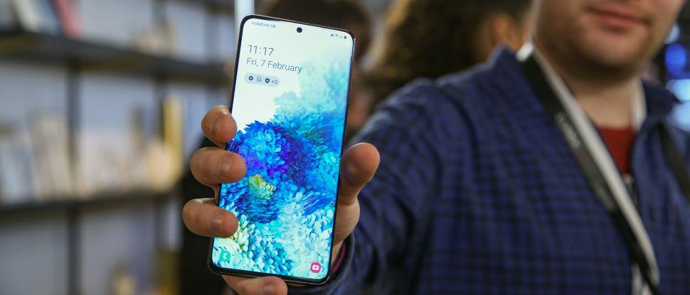 Обзор Samsung Galaxy S20 Plus