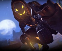 Overwatch: Обновление Хэллоуин Террор в прямом эфире