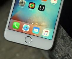 Следующий iPhone избавится от кнопки «Домой»?