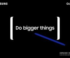 Samsung Galaxy Note 8: Релиз 23 августа!