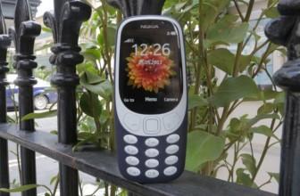 Отзыв на Nokia 3310: Неделя с новым ретро-телефоном