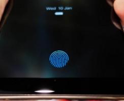 Samsung Galaxy S9: Революционный сканер отпечатков пальцев