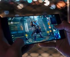 Игровой телефон Samsung: GPU быстрее, чем у Apple?
