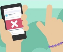 Как удалить страницу Facebook навсегда или временно?