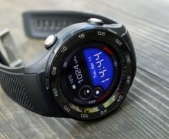 Huawei Watch 3 позволят писать на руке, а не на экране?