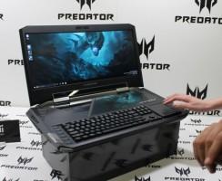 Предварительный обзор Acer Predator 21 X