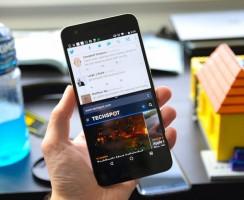 Обновление Android 7.1.1 Nougat: Ярлыки и смайлики