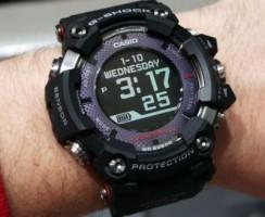 Предварительный обзор Casio G-Shock Rangeman