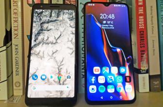 Сравнение: Google Pixel 3a против OnePlus 6T