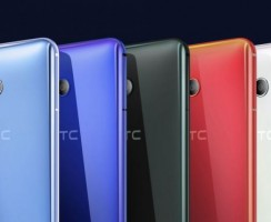 Цвета HTC U11: Какой оттенок смартфона выбрать?