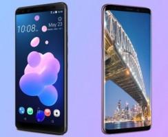 Сравнение: HTC U12 Plus против Samsung Galaxy S9