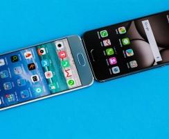 Сравнение: Honor 9 против Huawei P10