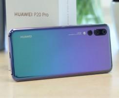 Предварительный обзор Huawei P20 Pro