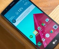 LG G6: Тонкая лицевая панель и USB-C