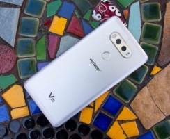 LG V30: Дата выхода 31 августа (Официально)