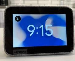 Предварительный обзор Lenovo Smart Clock