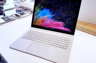 Предварительный обзор Microsoft Surface Book 2