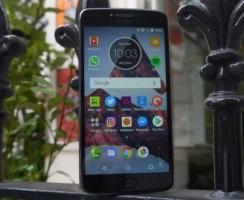 Предварительный обзор Moto E4 Plus