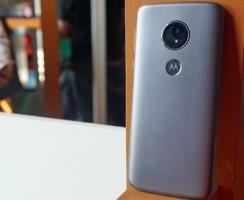 Пред. обзор Moto E5
