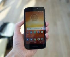Пред. обзор Moto E5 Play