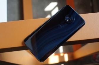 Пред. обзор Moto G6 Plus