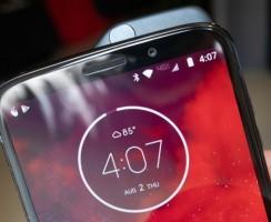 Предварительный обзор Moto Z3