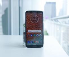 Предварительный обзор Moto Z3 Play