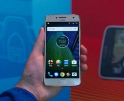 Предварительный обзор Motorola Moto G5 Plus