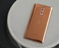 Предварительный обзор Nokia 8