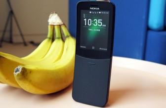 Предварительный обзор Nokia 8110 4G